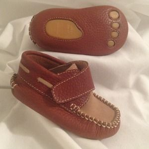 Elephantito Shoes - New Infant Leather Moccasin by Elephantito