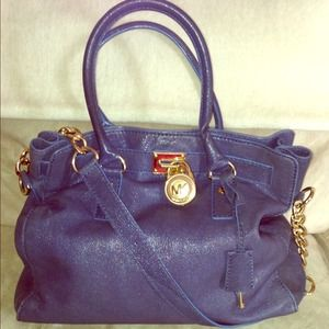 Michael Kors Handbags - ❌SOLD❌Michael Kors Hamilton Handbag