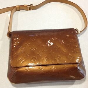 Authentic Louis vuitton Thompson Street Vernis