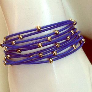 Stretchy bracelets!
