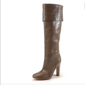 COACH Boots (leather)