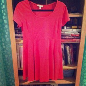 Pink Delia's Dress