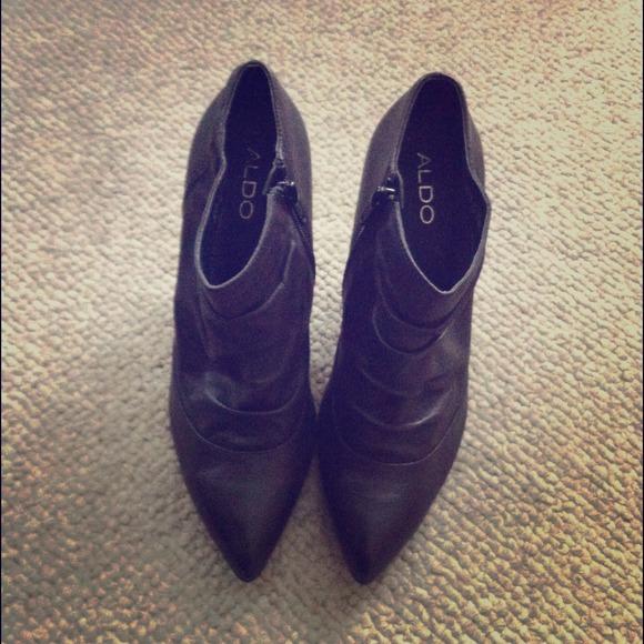 2300041e5a1 ALDO Boots - Aldo ankle boots