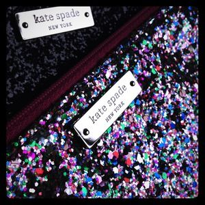 kate spade Clutches & Wallets - Reserved jnp237 Kate Spade Glitterball Gia Clutch