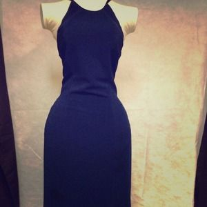 Dresses & Skirts - Navy blue formal dress.