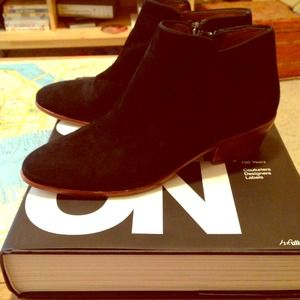 Sam Edelman Petty bootie, too cute!