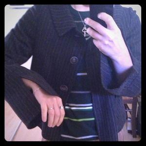Motivi grey jacket size 6