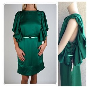 Brand New Mint Jody Arnold Dress