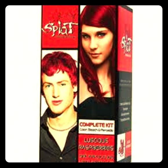 Splat Accessories Luscious Raspberries Framboise Hair Color Poshmark