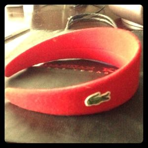 Lacoste headband