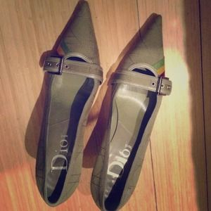 New. Never worn Dior heels.