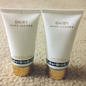 Marc Jacobs Other - Marc Jacobs shower gel and lotion