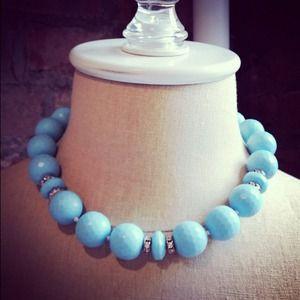 Kenneth Jay Lane Jewelry - Kenneth Jay Lane turquoise necklace