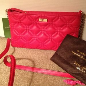 kate spade Handbags - 💥SOLD💥 Kate spade cross body bag
