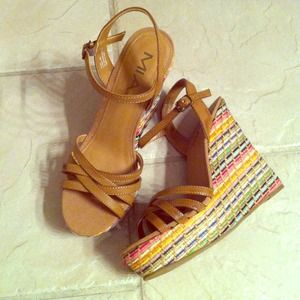 MIA Shoes - RESERVED!!!!!!! Mia shoes. Worn once.