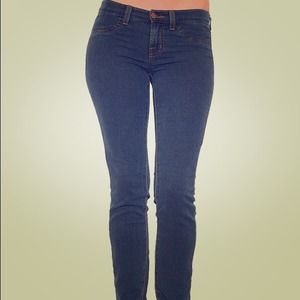 Authentic J Brand Sable Skinny Jeans