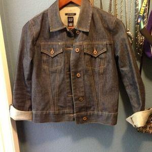 Jackets & Blazers - ❌Sold in yard sale. GAP Denim jacket, XS