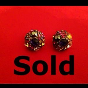 Jewelry - Colorful stud earrings