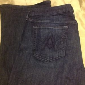NWOT Size 30 7 for All Mankind A-Pocket Jeans