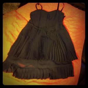 Authentic see by Chloe black little dress.