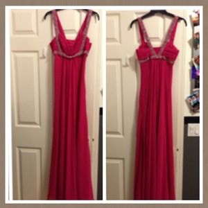 Size 2 never worn with tags(prom/pageant) dress
