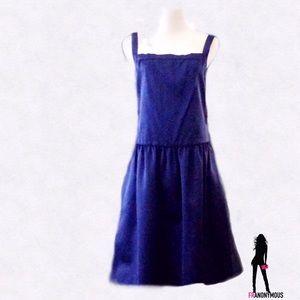Karl Lagerfeld Dresses & Skirts - NWOT Lagerfeld Gallery 100% Silk Blue Dress size 6