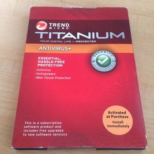 Other - Sealed *new* AntiVirus  Antispyware protection