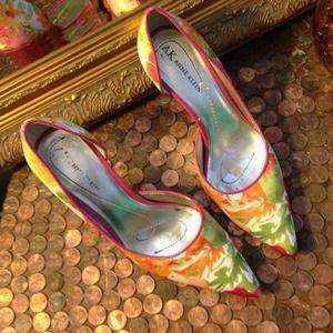 Shoes - Anne klien heals