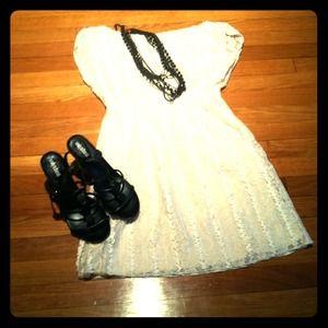 Sexy & Sweet lace Dress