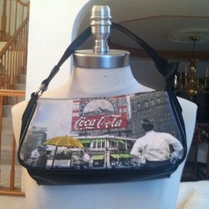 Handbags - Coca Cola Purse.