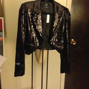 City Street Jackets & Blazers - Sequins jacket