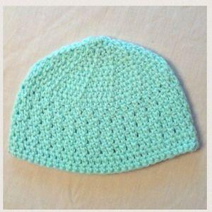 Outerwear - Handmade crochet beanie. SEE DESCRIPTION