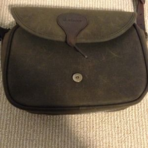 Barbour crossbody utility bag