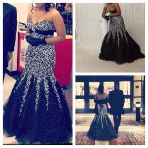 Dresses & Skirts - Tiffany Designs Prom Dress ✨✨✨✨✨✨✨✨✨✨✨✨✨
