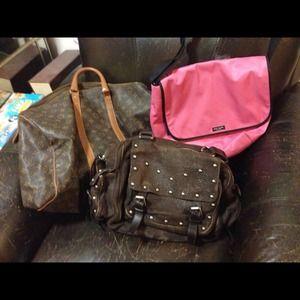 Chloe vintage bag on Poshmark