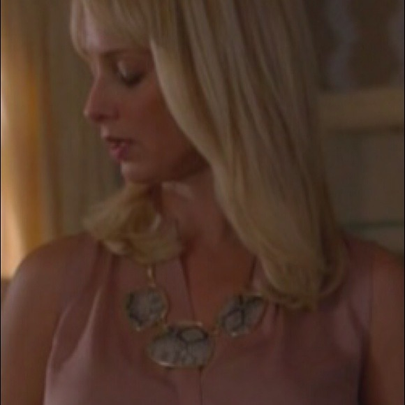 Jewelry - 🎬As seen on Deception 🎬snakeskin necklace 4