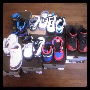 Jordan & Nike
