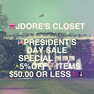 Other - 🎩PRESIDENT'S DAY SALE SPECIAL!🎩