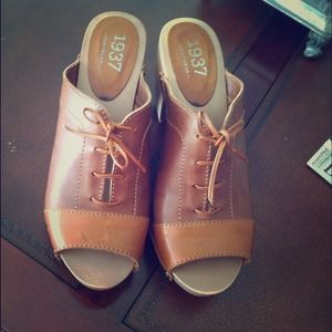 Madewell Shoes - New Madewell wedges