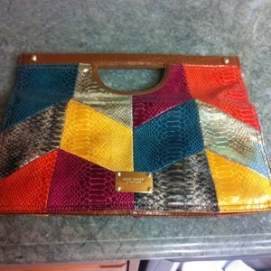 Authentic Nine West purse/clutch