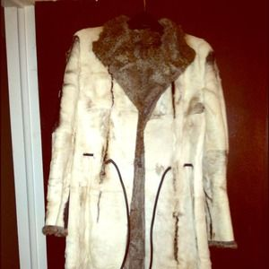Gucci Fur Coat