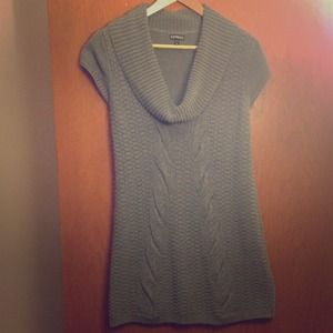 Express Sweaters - Express Sweater Tunic
