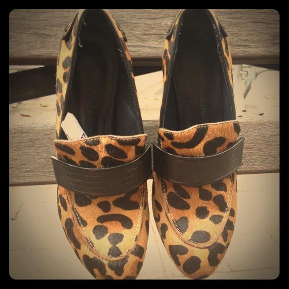 🎉Rebecca Minkoff Leopard Pumps