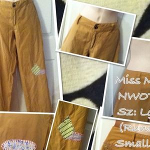 ReducedMiss Me Pants NWOT