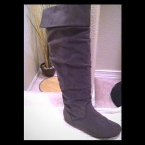Grey Bootspart of bundle for vanessa