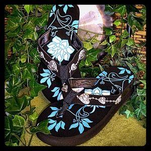 Shoes - Flip Flop, Sandal, NEW