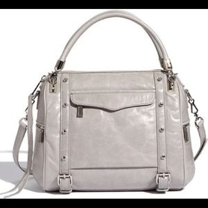 Not available Rebecca minkoff pale grey cupid