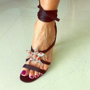 Valentino sandals gorgeous!!!! authentic