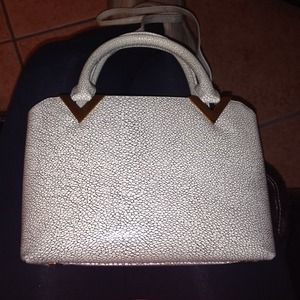 Valentino Bags - Authentic Valentino Shagreen Small Bag 1