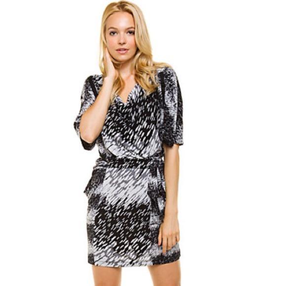 "BCBGMaxAzria Dresses & Skirts - BNWT BCBG ""Coleen"" dress size L REDUCED"